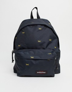 Рюкзак с принтом тигра Eastpak Padded PakR-Черный цвет