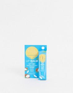 Бальзам для губ с кокосовым маслом и защитой SPF 50+ Bondi Sands 10 г-Прозрачный