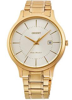Японские наручные мужские часы Orient RF-QD0009S10B. Коллекция Basic Quartz