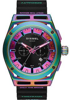 fashion наручные мужские часы Diesel DZ4547. Коллекция Timeframe