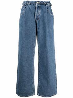 Levis широкие брюки Work