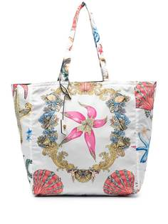 Versace сумка-тоут с принтом Trésor de la Mer