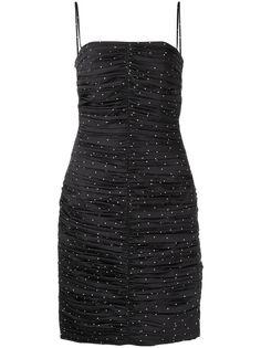 TOVE платье мини Devon в горох