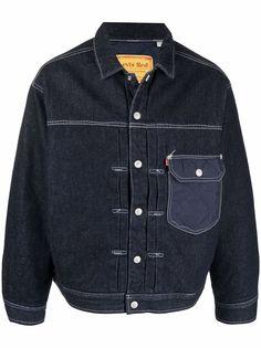 Levis джинсовая куртка Trucker