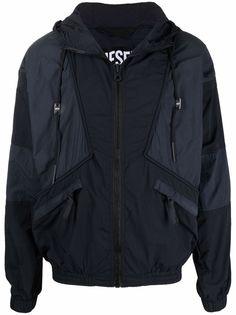 Diesel куртка J-Packar со вставками