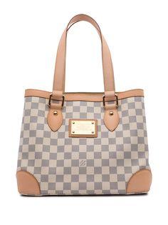 Louis Vuitton сумка-тоут Hampstead PM 2017-го года