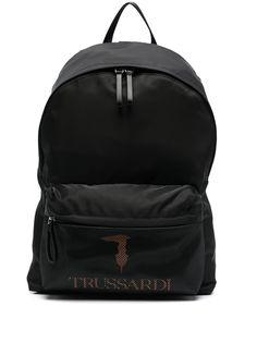 Trussardi рюкзак с логотипом