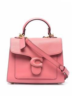 Coach сумка-тоут с логотипом