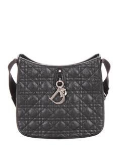 Christian Dior сумка через плечо Cannage pre-owned