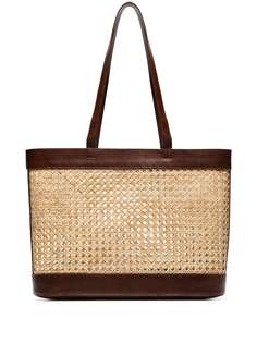 St. Agni плетеная сумка-тоут Harper