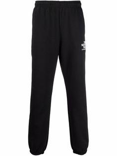 The North Face спортивные брюки с логотипом