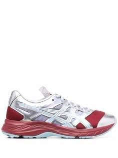 ASICS кроссовки с эффектом металлик