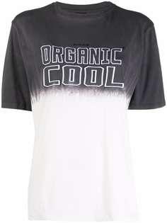 Pinko футболка Organic Cool с принтом тай-дай