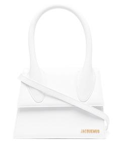 Jacquemus большая сумка-тоут Le Chiquito