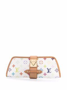 Louis Vuitton клатч pre-owned с монограммой