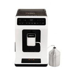 Кофемашина KRUPS EA891110, белый/черный