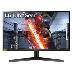 """Монитор LG UltraGear 27GN800-B 27"""", черный"""
