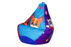 Кресло-мешок Кошечки Собачки Hoff