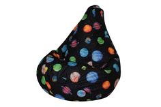 Кресло-мешок груша Галактика Hoff