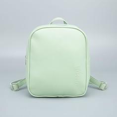 Рюкзак из искусственной кожи unique 28х24х9 см Nazamok