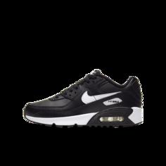 Кроссовки для школьников Nike Air Max 90 LTR - Черный