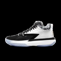 """Баскетбольные кроссовки Zion 1 """"Gen Zion"""" - Черный Nike"""