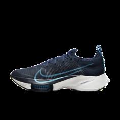 Мужские беговые кроссовки Nike Air Zoom Tempo NEXT% - Синий
