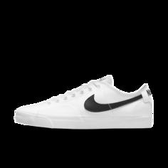 Кроссовки для скейтбординга Nike SB BLZR Court - Белый