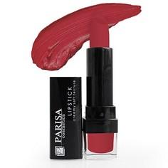 PARISA Cosmetics, Помада для губ Soft Texture, тон 13