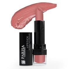 PARISA Cosmetics, Помада для губ Soft Texture, тон 25