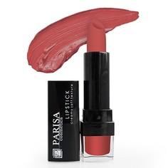 PARISA Cosmetics, Помада для губ Soft Texture, тон 27