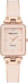 Женские часы в коллекции Diamond Женские часы Anne Klein 3636BHRG