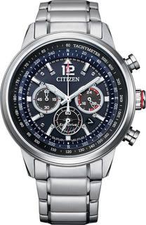 Японские мужские часы в коллекции Eco-Drive Мужские часы Citizen CA4471-80L