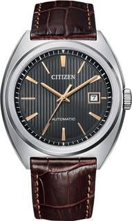 Японские мужские часы в коллекции Automatic Мужские часы Citizen NJ0100-03H