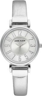Женские часы в коллекции Leather Женские часы Anne Klein 2157SVSI