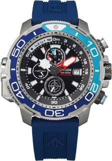 Японские мужские часы в коллекции Promaster Мужские часы Citizen BJ2169-08E