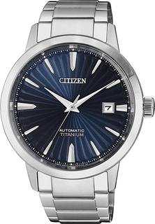 Японские мужские часы в коллекции Automatic Мужские часы Citizen NJ2180-89L