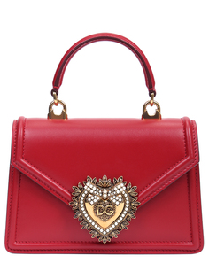 Сумка кожаная Dolce & Gabbana