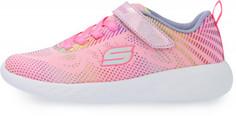 Кроссовки для девочек Skechers Go Run 600 Shimmer Speeder, размер 33