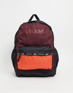 Рюкзак цвета порт-рояль Vans Sporty Realm Plus-Темно-синий