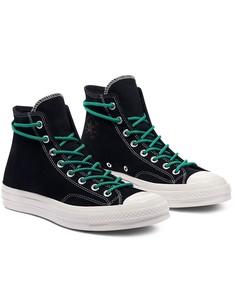 Черные замшевые кроссовки Converse Net Star Classic-Черный