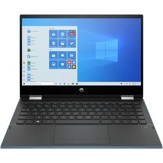 Ноутбук HP Pavilion x360 14-dw1004ur Blue (2X2Q8EA)