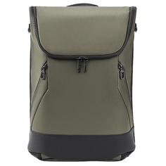 Рюкзак NINETYGO Full Open Business Travel Backpack, зелёный