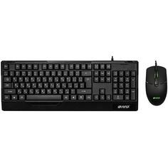 Комплект клавиатуры и мыши Hiper TRIBUTE-2