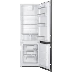 Встраиваемый холодильник Встраиваемый холодильник Smeg C81721F