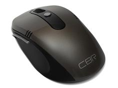Мышь CBR CM 500 Grey USB