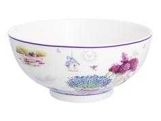 Салатник Elan Gallery New Bone China Лаванда 700ml 420181