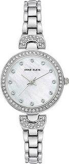 fashion наручные женские часы Anne Klein 3465MPSV. Коллекция Crystal