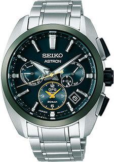Японские наручные мужские часы Seiko SSH071J1. Коллекция Astron