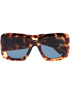 Balenciaga Eyewear солнцезащитные очки Blow в квадратной оправе